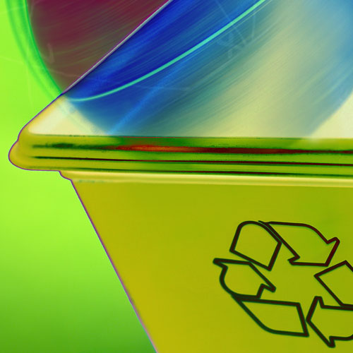 Recycling Bins & Equipment